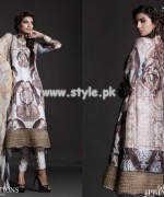 Fahad Hussayn Print Museum Limited Edition 2013 For Women 006