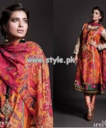Fahad Hussayn Print Museum Limited Edition 2013 For Women 008