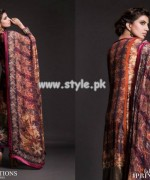 Fahad Hussayn Print Museum Limited Edition 2013 For Women 009