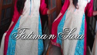 Fatima N Sara Eid- Ul-Azha Collection 2013 For Women