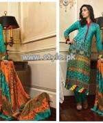 Firdous Fashion Cambric Collection 2013 For Fall 004