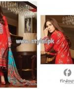 Firdous Fashion Cambric Collection 2013 For Women 010