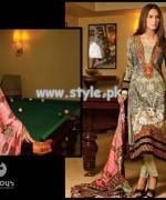 Firdous Fashion Cambric Collection 2013 For Women 015