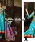 Firdous Fashion Cambric Collection 2013 For Women 016