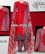 Ghani Textile Autumn Collection 2013 For Girls 001