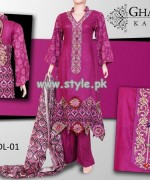 Ghani Textile Autumn Collection 2013 For Girls 003