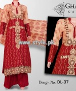 Ghani Textile Autumn Collection 2013 For Girls 004
