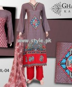 Ghani Textile Autumn Collection 2013 For Girls 005