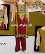 Ghani Textile Autumn Collection 2013 For Women 007