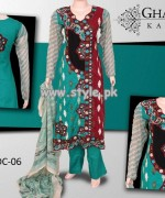 Ghani Textile Autumn Collection 2013 For Women 008