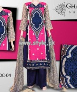 Ghani Textile Autumn Collection 2013 For Women 010
