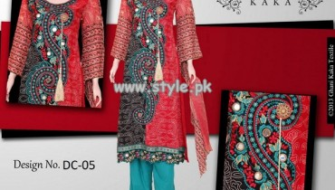 Ghani Textile Autumn Collection 2013 For Women 012