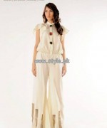 Hina Aamir Party Dresses 2013 For Girls 001