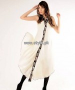 Hina Aamir Party Dresses 2013 For Women 004