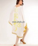 Hina Aamir Party Dresses 2013 For Women 005