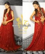 Jannat Nazir Fall Collection 2013 For Women 001