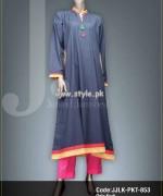 Junaid Jamshed Eid-Ul-Azha Collection 2013 For Girls 001