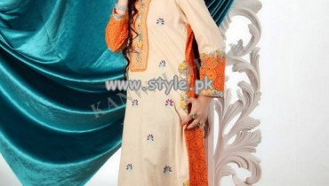 Kanwal Sheikh Party Wear Collection 2013 For Women 008