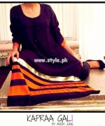 Kapra Gali Eid Collection 2013 by Anum Jung For Girls 009