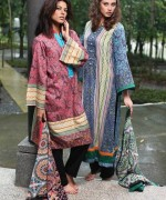 LSM Fabrics Fall Winter Collection 2013 for Women 002