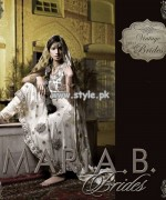 Maria B Bridal Wear Collection 2013 For Fall 001