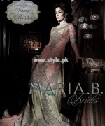 Maria B Bridal Wear Collection 2013 For Fall 002