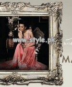 Maria B Bridal Wear Collection 2013 For Fall 003