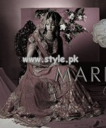 Maria B Bridal Wear Collection 2013 For Fall 004