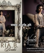 Maria B Bridal Wear Collection 2013 For Wedding 008
