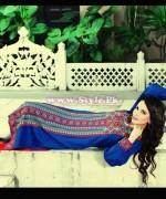 Mausummery Eid Dresses 2013 for Women 002