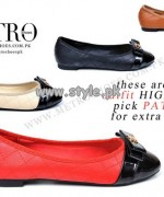 Metro Shoes Fall Collection 2013 For Girls 001