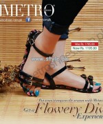 Metro Shoes Fall Collection 2013 For Girls 002