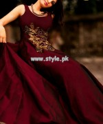 Nabeel and Najia Fall Collection 2013 For Girls 001