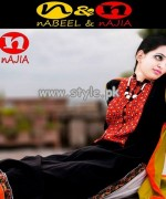 Nabeel and Najia Fall Collection 2013 For Girls 004