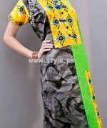 Nabeel and Najia Fall Collection 2013 For Girls 006