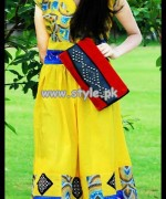 Nabeel and Najia Fall Collection 2013 For Women 011