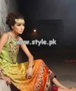 Nadia Ellahi Digital Print Collection 2013 For Girls 004