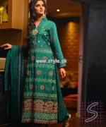 Naqash by Shaista Cloth Eid Collection 2013 For Girls 001