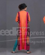Needle Impressions New Casual Wear Dresses 2013 for Women 002