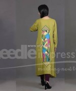 Needle Impressions New Casual Wear Dresses 2013 for Women 004