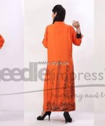 Needle Impressions New Casual Wear Dresses 2013 for Women 005