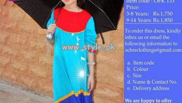 Ochre Clothing Fall Collection 2013 For kids 002