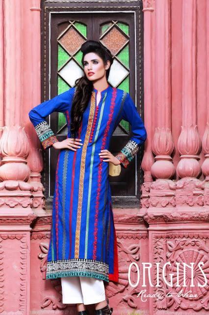 Origins Eid Ul Azha Collection 2013 For Women 005