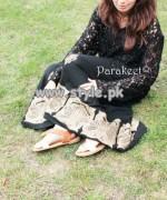 Parakeet Casual Dresses 2013 For Fall by Anjum Zehra 001