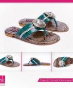 Pink Studio Eid ul Azha Footwear Collection 2013 for Women
