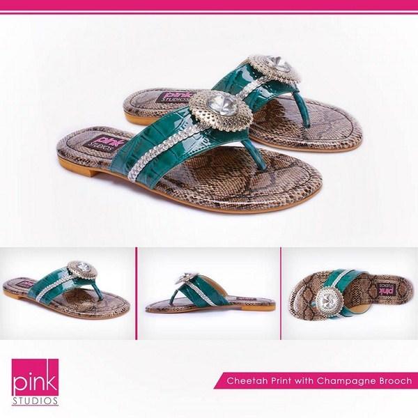 pink studios eid ul azha footwear collection 2013 for