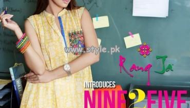 Rang Ja Nine2Five Collection 2013 For Women 005