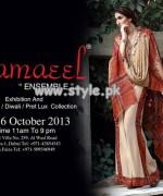 Shamaeel Ansari Export Collection 2013 For Women 003