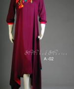 Stitched Stories Fall Dresses 2013 For Women 001