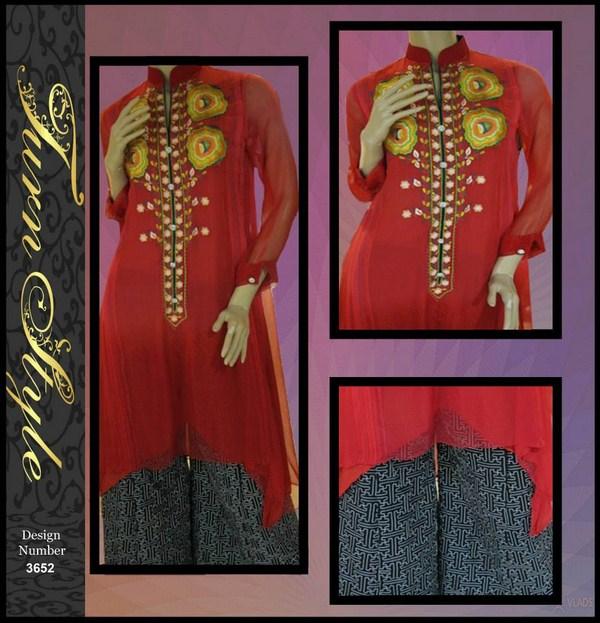 Turn Style Eid-Ul-Azha Collection 2013 For Women 006